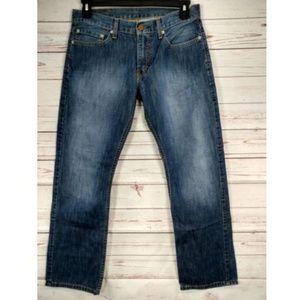 Levi's 514 Regular Fit Straight Leg Jeans